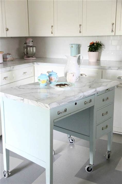 kitchen island space add counter space with these 5 d i y kitchen islands