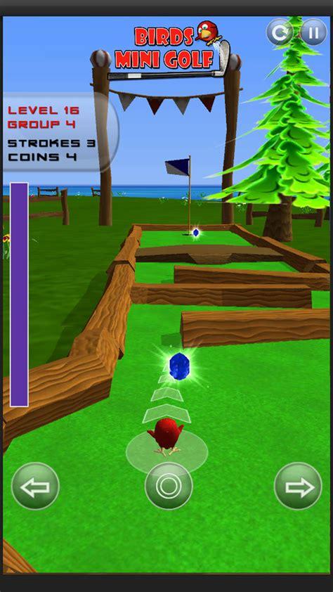 Bird Mini Golf  Freestyle Fun (Free) Amazonde Apps für