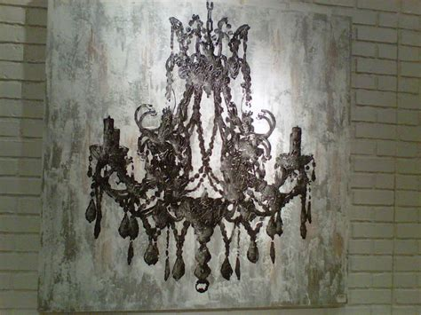 17 Best Images About Painting Of Chandelier On Pinterest