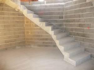 Prix Escalier Beton : prix d 39 un escalier b ton 27 messages ~ Mglfilm.com Idées de Décoration