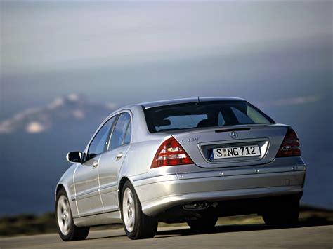 Mercedes Benz C-klasse (w203)