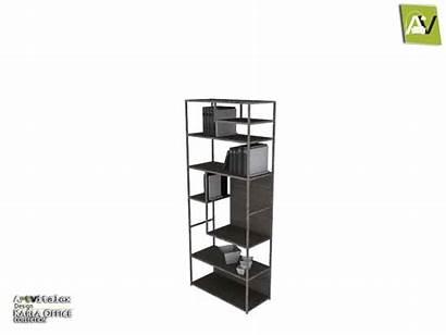 Bookshelf Karla Mod Sims Apr Sims4modding