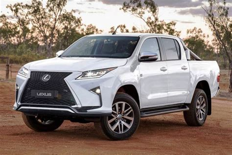 lexus pickup truck  reviews models parts