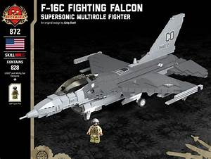 F-16C Fighting Falcon - Supersonic Multirole Fighter ...