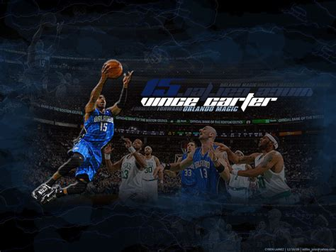 basketball wallpaper vince carter dunk wallpapers
