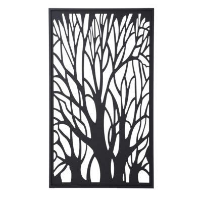 broyeur d evier pour cuisine panneau décor arbre blooma idaho 100 x 171 cm castorama