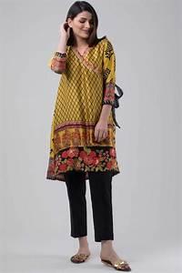Khaadi Stylish Summer Kurtas & Dresses Pret Spring Collection 2018 19