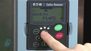 Eaton Cutler Hammer Svx 9000 Ac Drive Basic Start Up