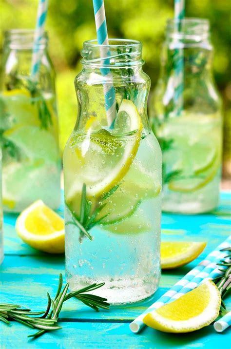 alkoholfreie cocktails selber machen limonade selber machen 4 trend rezepte mit zitrone