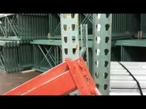 difference    style interlake pallet rack youtube