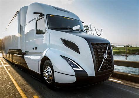 Volvo Apresenta O Caminhão Conceito Supertruck Nos Eua