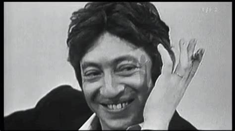 2021 is an important anniversary year for serge gainsbourg fans. Serge Gainsbourg GIF - SergeGainsbourg Nod Yes - Discover ...