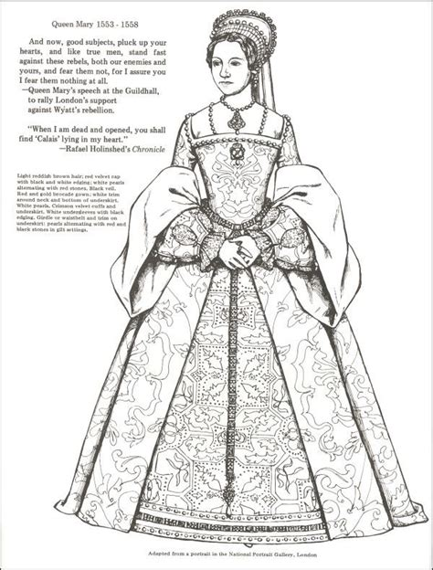 kings  queens  england  color additional photo  page coloring pages