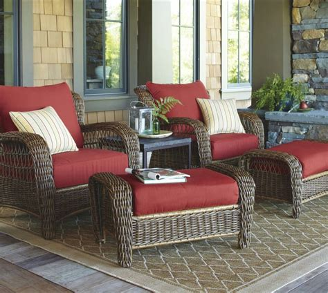 awesome outdoor patio furniture options  ideas backyard patio furniture porch furniture