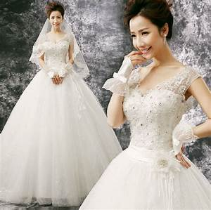 cheap price off shoulder embroider lace v neck bridal With cheap wedding dresses ebay