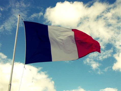 Filefrench Flag In Angersjpg  Wikimedia Commons