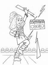 American Courtney Doll Printable Coloring Giveaway Moore Sheet Simply Highlightsalongtheway sketch template