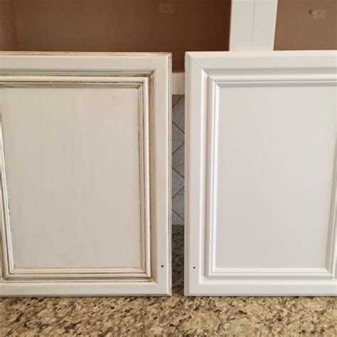 kitchen cabinet refinishing cost painting kitchen cabinets before after mr painter