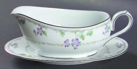 Gravy Boat Poem by Noritake Morning Poem At Replacements Ltd