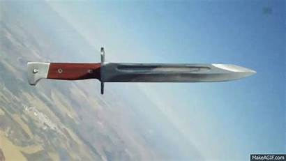 Knife Ailane Gifs Animated Fall Giphy