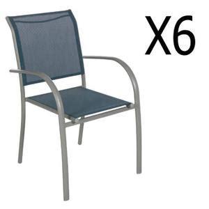 lot 6 chaises pas cher lot 6 chaise de jardin achat vente lot 6 chaise de