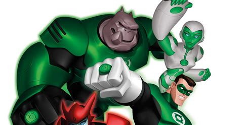 green lantern animated series michael offutt the story of razer and aya made green lantern a masterpiece