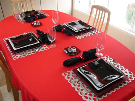 square plate table setting kitchenqueers com kq red and black fused art glass plates table top ideas