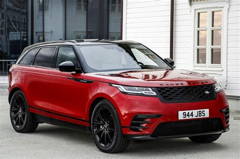 2019 Range Rover Velar Specs And Review  2018  2019 Cars
