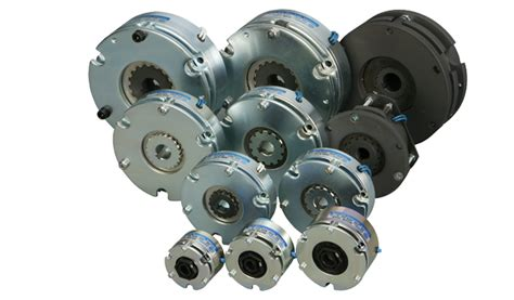 Electromagnetic Clutches And Brakes