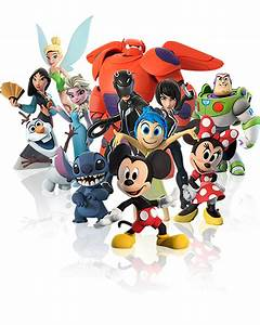 New 'Disney Infinity 3.0' Trailer Showcases New Features ...