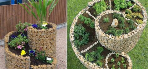 diy herb spiral garden archives find projects to