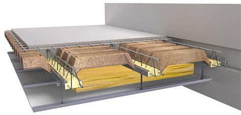 cuisine faux plafond plancher haut de sous sol avec entrevous bois isoltop com