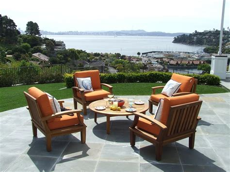Patio Furniture Nearby by How To Store Patio Furniture The Winter Ez Storage