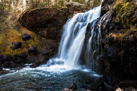 photography basics   photograph waterfalls
