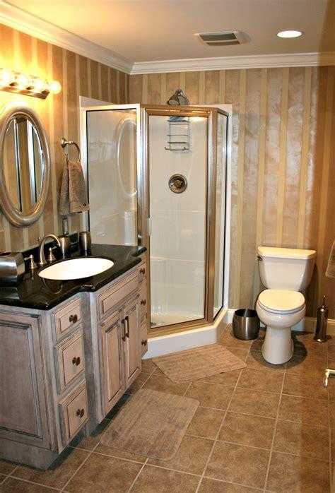 kitchen cabinets installed bathroom vanities by deacon home enhancement 3037