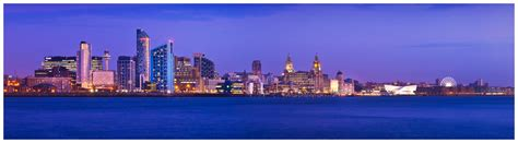 UK Liverpool Waterfront