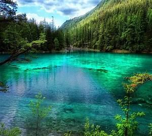 Green, Lake