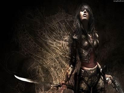 Gothic Wallpapers Desktop Fantasy Goth Dark Backgrounds