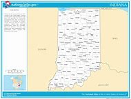 Best Ideas About Indiana State Map Find What Youll Love - Indiana state map with cities