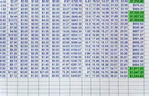 Spreadsheet Numbers Spreadsheets Berkeley Advanced Media Institute