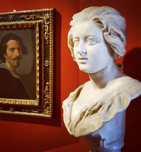 GIAN LORENZO BERNINI e il busto di COSTANZA BONARELLI ...