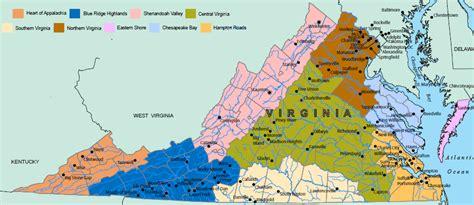 Piedmont Geography Of Virginia