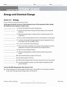 Chemical Reactions And Equations Worksheet Mcgraw Hill