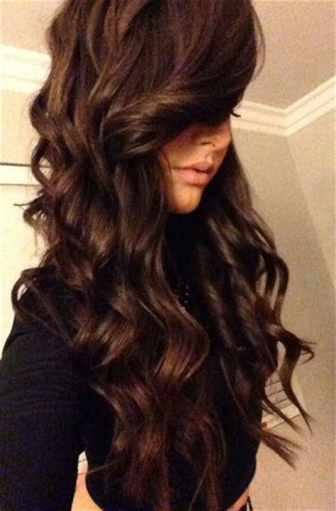 15 Dark Hair Colour Ideas Popular Haircuts