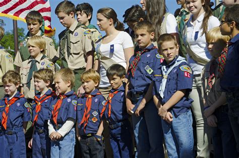 Girl Scouts Ask Boy Scouts to Stop Recruiting Girls   Fortune