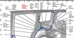 2002 Ford Taurus Fuel Pump Wiring Diagram