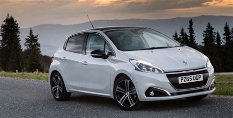 peugeot little car most economical small cars carwow