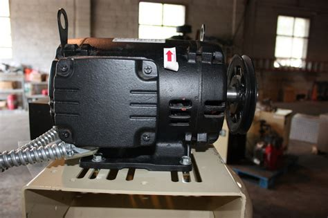ingersoll rand stationary 7 5 hp air compressor 24 cfm grainger 2475n7 5s ebay