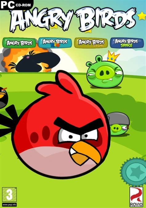 torrent world angry birds  games collection eng pc
