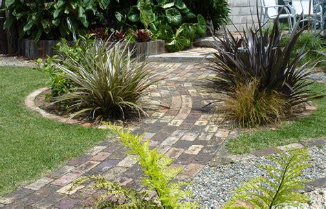zealand garden design echinops garden design